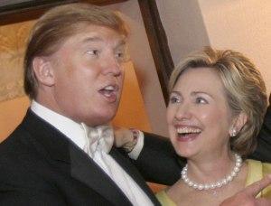 trump-hillary
