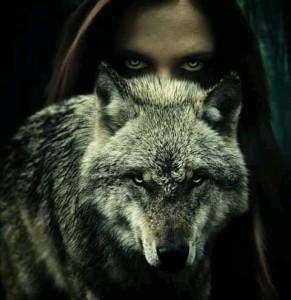 wolf-lady